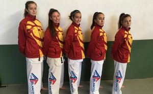 El Club Saya, con cinco representantes en el Open Internacional de Riveira