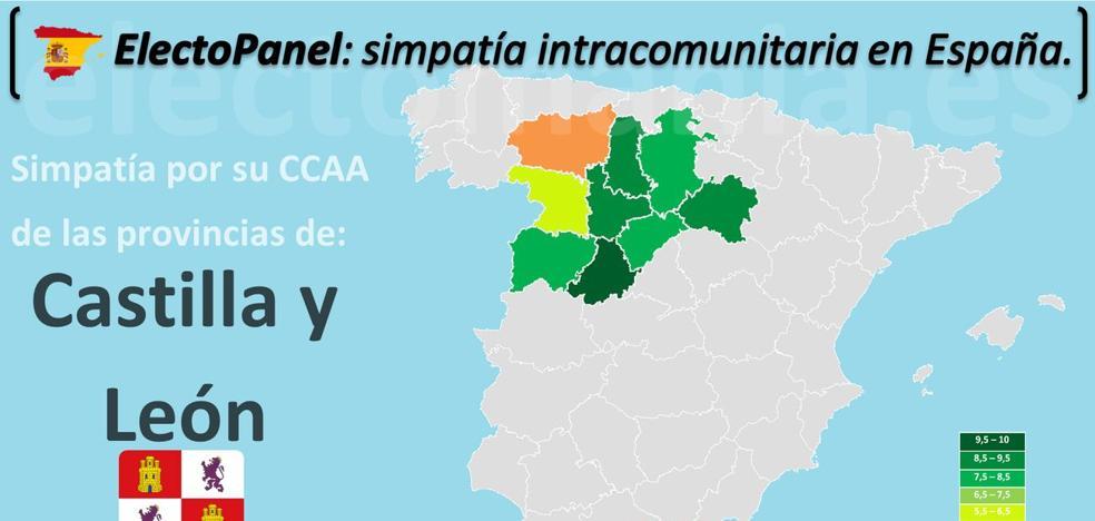 León pone la peor nota a la Comunidad y siente más afinidad con el Principado de Asturias