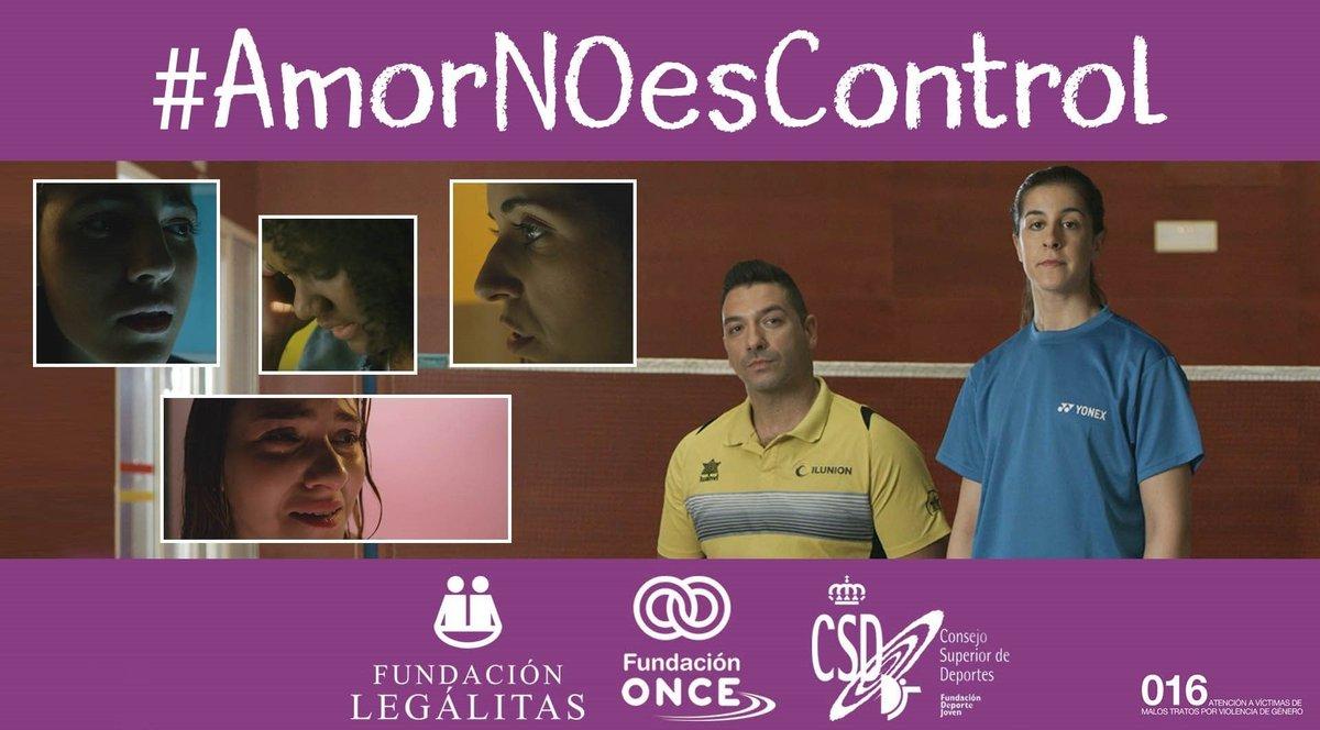 #AmorNOesControl, el nuevo mensaje contra la ciberviolencia de género dirigido a los jóvenes