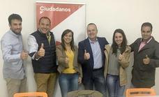 Rafael Sánchez, nuevo coordinador de la agrupación de Ciudadanos en San Andrés del Rabanedo
