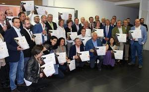 Artesanos Alimentarios de Castilla y León premian a dos productores de la provincia de León
