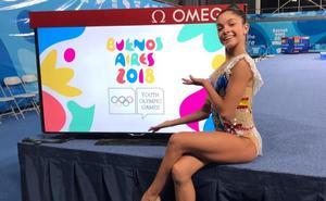 Paula Serrano, lista para conquistar el mundo