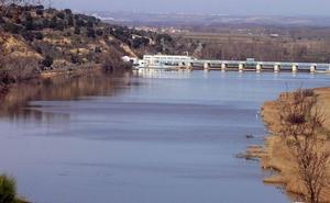 La capacidad de los embalses del Duero, por debajo de la media de la última década
