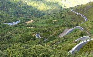 El difícil camino a Peñalba