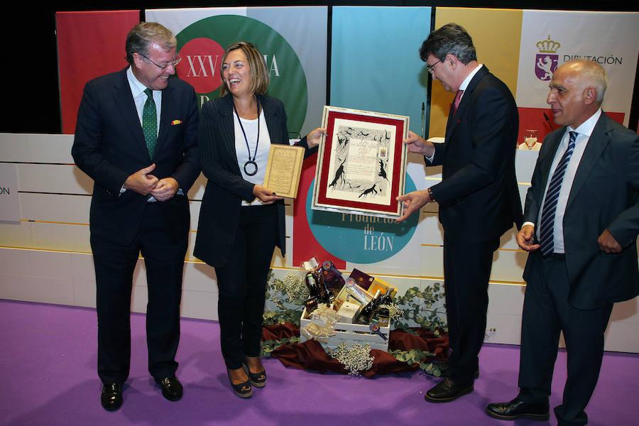 Abre la Feria de Productos de León