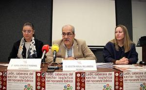 León analiza su potencial para liderar el sector logístico del noroeste ibérico con Torneros como eje