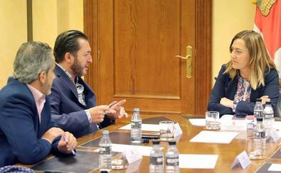 Barcones confía en seguir «de la mano» y que la Junta apoye el acuerdo con Vestas para mantener la unidad productiva