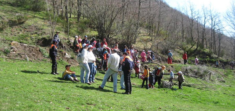 El proyecto Custo-Integra inicia sus actividades en los centros educativos del Alto Bernesga