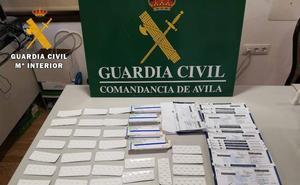 Detenidos por adquirir pastillas con recetas falsas en farmacias de Ávila para exportarlas a Marruecos