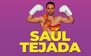El boxeo rinde homenaje a Saúl Tejada dos años después de su accidente
