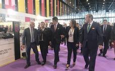 Majo ensalza los productos de León y pide promoción turística como complemento