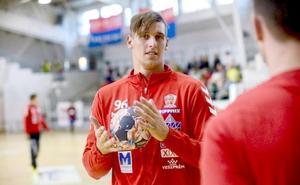 David Davis: «Ligetvári es una bestia y le vendrá perfecto a Ademar»
