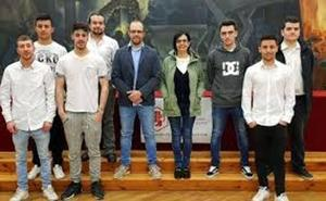 Premio a 'La mochila inteligente' del Centro Integrado de FP de La Robla
