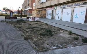 El PSOE denuncia la falta de mantenimiento en Armunia y el residencial los Juncales