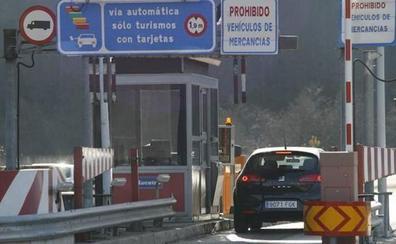 El Gobierno descarta eliminar el peaje del Huerna por los elevados costes de la indemnización