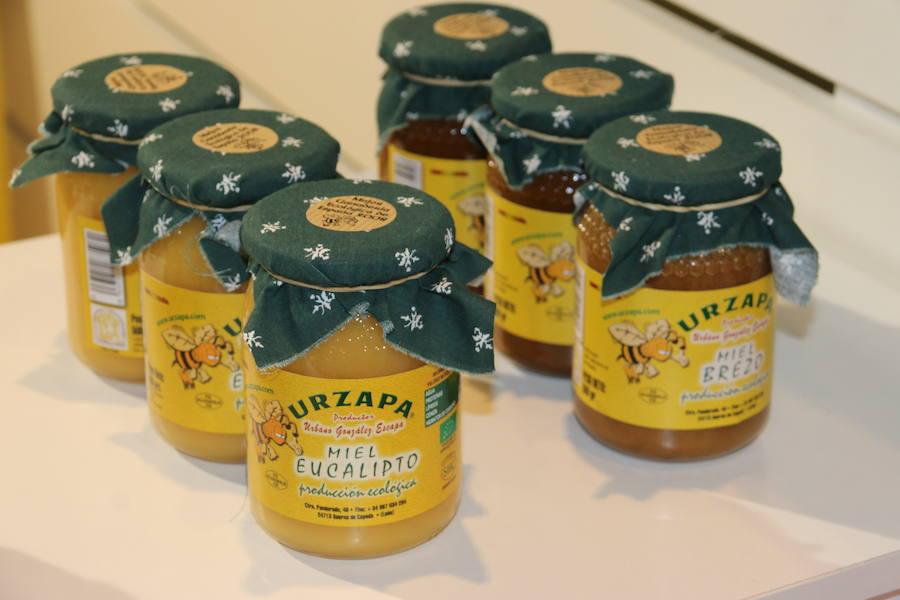Miel Urzapa, la miel de León