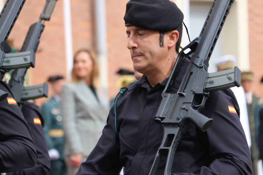 Viva honrada la Guardia Civil