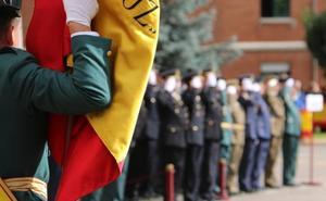 La Guardia Civil de León honra al Pilar con la promesa de recuperar un millar de agentes