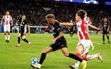 Francia investiga el posible amaño del PSG-Estrella Roja