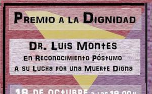 IU homenajeará de forma póstuma al doctor Luis Montes en su Fiesta de la Dignidad 2018