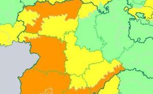 El ciclón tropical Leslie pone en alerta por lluvia y viento a León este domingo