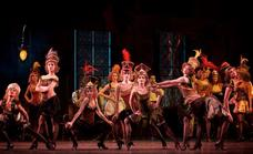 León y Astorga acogen la emisión en directo desde Londres de 'Mayerling', del Royal Ballet