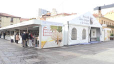 Feria del Libro Antiguo y de Ocasión de León