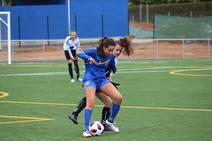 Derrota del Olímpico de León ante el CF Torrelodones (0-2)