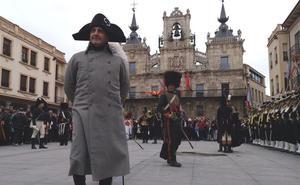 Astorga, símbolo de la libertad