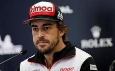 Alonso: «El objetivo era la victoria»