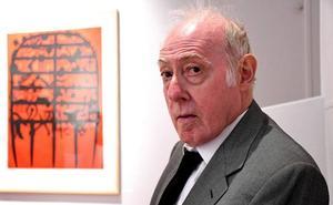 Muere a los 81 años Eduardo Arroyo, el artista lacianiego que 'atrajo' las moscas a León