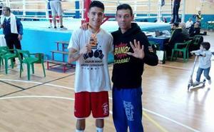 El leonés Antonio Barrul, bronce en la Copa Presidente de boxeo