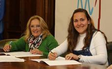 El Ayuntamiento de León firma un convenio inédito con 'Aluches' para fomentar el asociacionismo en la capital