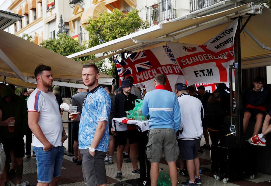 Declarado de alto riesgo el España-Inglaterra