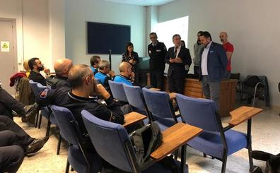 Autismo León forma a los agentes de la Policía Local para enfrentarse a situaciones con afectados por este trastorno