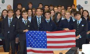 32 alumnos de Peñacorada inician el Bachillerato Dual: español y americano