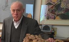 Silván lamenta el fallecimiento de Eduardo Arroyo, «un artista rompedor y uno de los grandes del siglo XX»