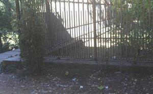 El PSOE reclama actuaciones urgentes de mantenimiento y limpieza del puente de San Marcos