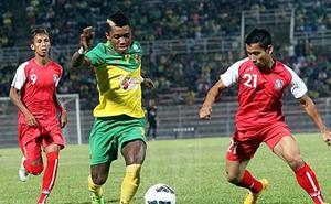 La Ponferradina rescinde el contrato del jugador Keith Nah