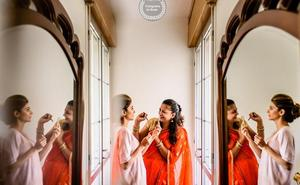 La berciana Noelia Ferrera, entre las mejores fotógrafas de bodas de España