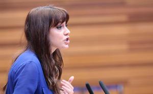 La berciana Lorena González no irá en las listas de Podemos a las Cortes