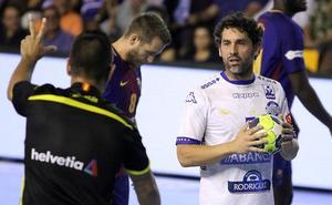 Juanín volverá a jugar ante Bada Huesca