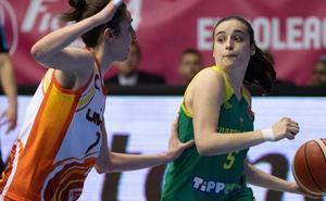 Ángela Salvadores: «No me obsesiono con la selección»