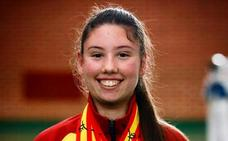 La leonesa Sonia Roldán, seleccionada para el Europeo sub-21 de taekwondo