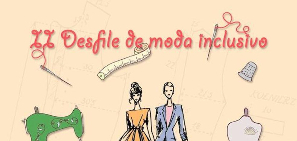 El Palacio de Exposiciones acoge el viernes el II Desfile de Moda Inclusivo
