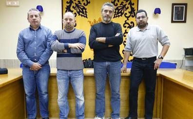 Los trabajadores de Peal encerrados en el Ayuntamiento de La Robla regresan a sus casas