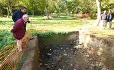 Los restos arqueológicos de Compludo podrían pertenecer a zonas periféricas del monasterio fundado por San Fructuoso