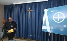 El obispo de Astorga puntualiza que no ocultó abusos porque asumió el cargo hace tres años
