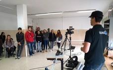 Empresas pioneras imparten clases en el centro de FP María Auxiliadora
