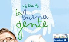 Carrefour y sus colaboradores, al servicio de ADAHBI y de la Fundación Juan Soñador en su 'Día de la Buena Gente' en León